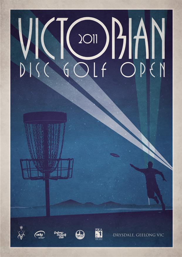 2011 Victorian Disc Golf Open