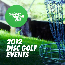 2012 Disc Golf Events
