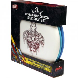 Dynamic-Discs-Marvel-Prime-Starter-Set